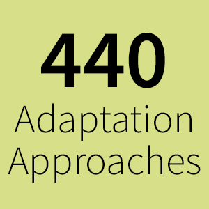 440 adaptation approaches